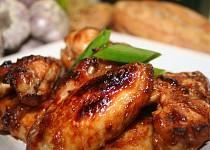 Pikantní  kanadská kuřecí křídla