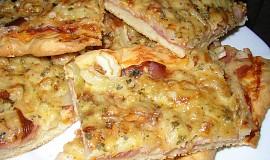 Pizza s kypř.práškem