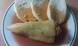 Plněná paprika
