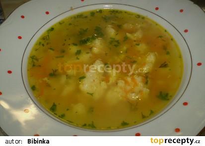 Polévka z rychlíku