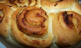 Pyrenejský cibulový chléb
