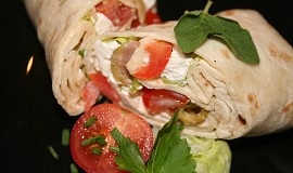 Řecké tortilly