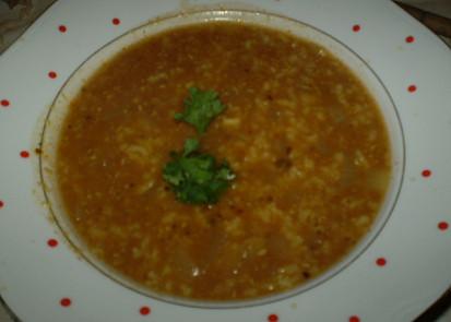Indická polévka