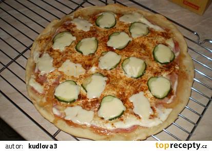 Těsto na pizzu II.