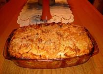 Těstovinový dort Timballo