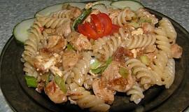 Těstoviny s balkánem