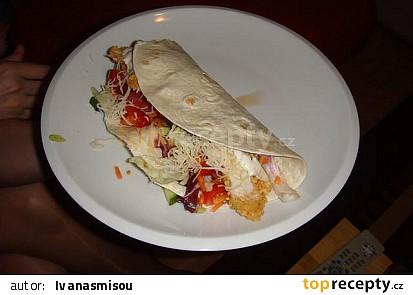 Twister - plněné tortily