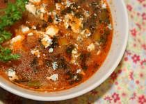 Dobrá rýžová polévka se sýrem -expres