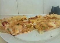 Kuskusova pizza