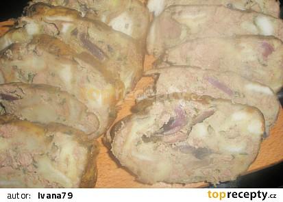 Nákyp z kuřecích jater