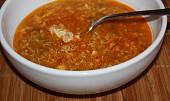 Babiččina kmínová polévka