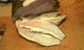 Domácí uzené maso