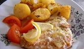 Lahůdkový losos za 10 minut