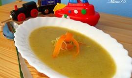 Pórková polévka pro nejmenší