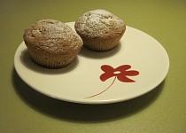Skořicové muffiny s ovocem