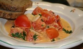 Smetanová rajčata
