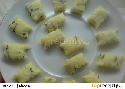 Sýrové noky Gnocchi