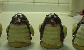 Tučnáci - nepečené cukroví