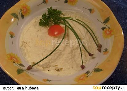 Česneková pomazánka bez majonézy