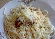 Hovězí maso na špagety