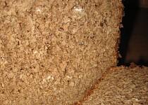 Hrstkový (luštěninový) kváskový chléb