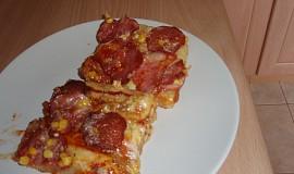 Italská kynutá pizza po česku :)