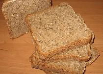 Kváskový chléb s ovesnými vločkami