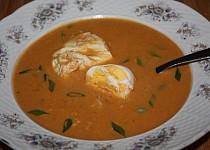 Postní vaječná polévka