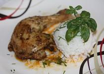 Šťavnaté kuře