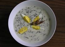 Šťovíková polévka - moje