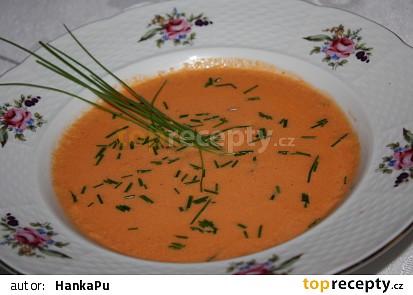 Zdravá cuketová polévka