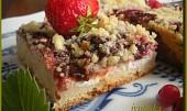 Kynutý nekynutý rebarborový koláč