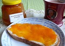 Meruňkovo - banánová marmeláda