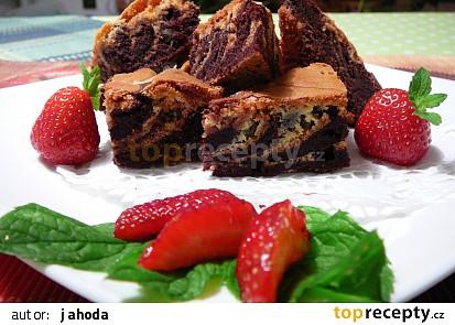 ...moje první Brownies