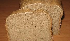 Obyčejný kváskový chléb