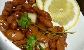 Pikantní fazolový salát