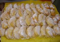Rohlíčky máčené v másle