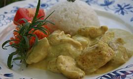 Kuře na kari
