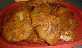 Kuřecí řízky v křupavém těstíčku