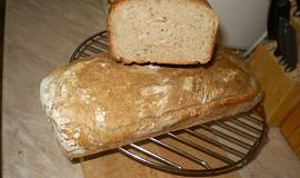 Kváskový chléb s bramborákem od cathleen