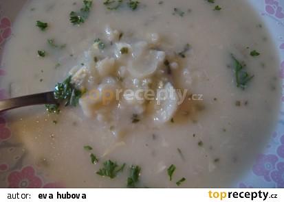Květáčková polévka