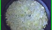Omáčka s mletým masem na těstoviny