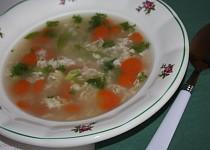 Rýžová polévka pro začátečníky