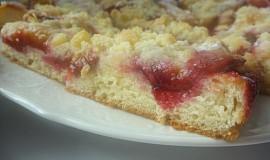 Švestkový koláč