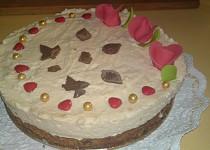 Židovský ořechovo-čokoládový dort pro pány