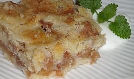 Indické džaldí-džaldí (jablečný koláč)