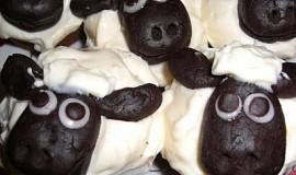 Muffinky - ovečky