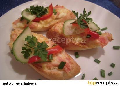 Neobyčejné chlebíčky