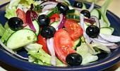 Pravý řecký salát