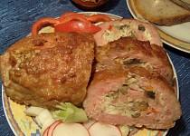 Roláda z mletého masa 2